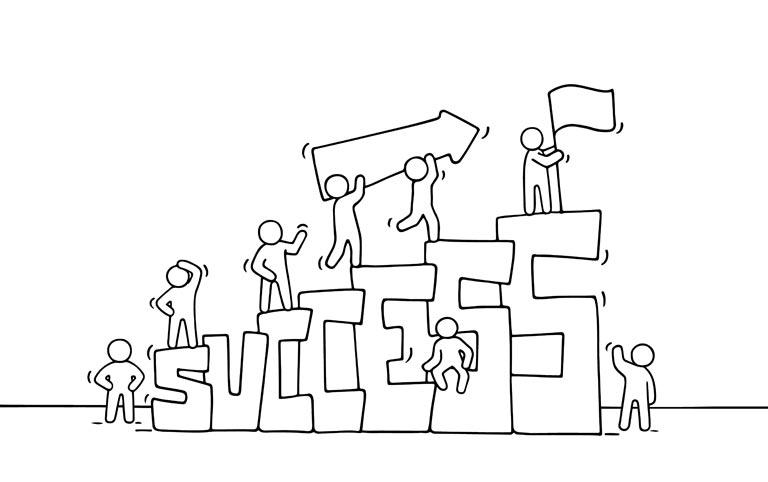 Inilah 6 Pola Sukses Orang Sukses Dalam Bisnisnya
